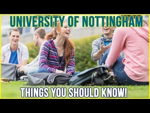 Should You School: University of Nottingham