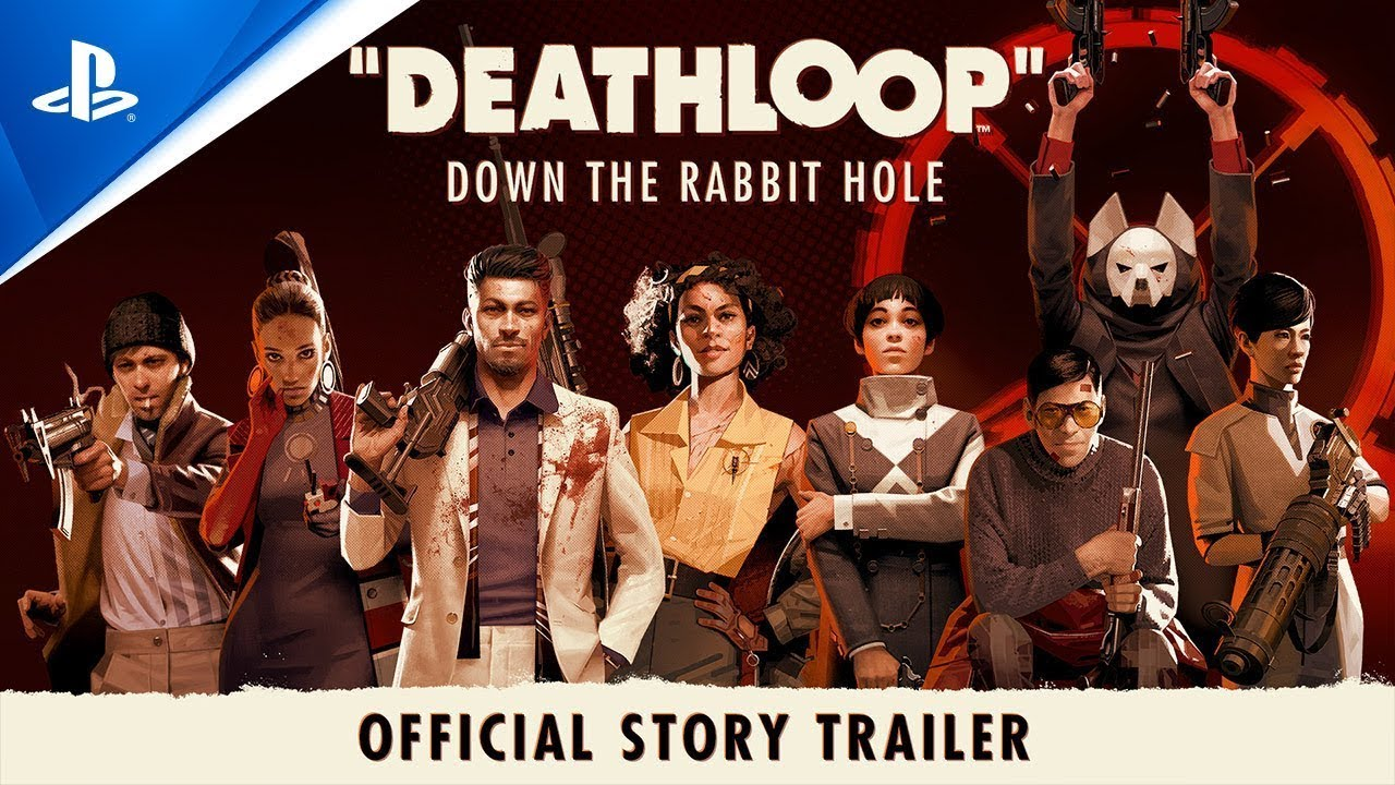 Deathloop – PlayStation Showcase 2021: Official Story Trailer
