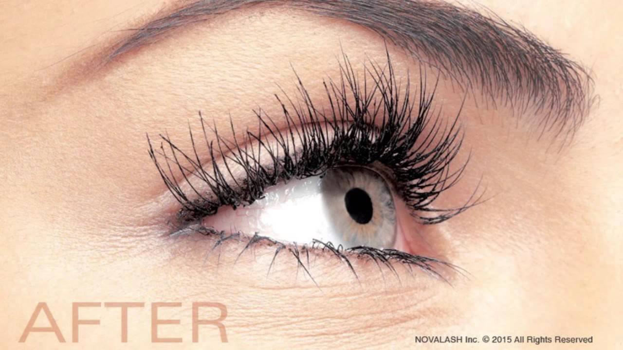 Novalash Nj Eyelash Extensions In Princeton New Jersey Before