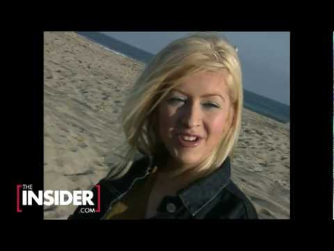 Rewind: Christina Aguilera Predicts the Future