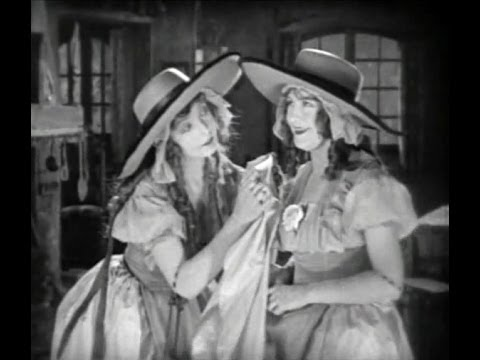 """""""Orphans of the Storm"""" (1921) director D. W. Griffith, cinematographer Billy Bitzer"""