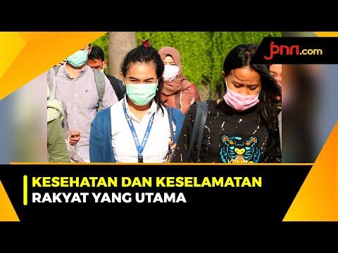 Buka Muktamar IV PARMUSI, Jokowi: Kesehatan dan Keselamatan Rakyat Prioritas