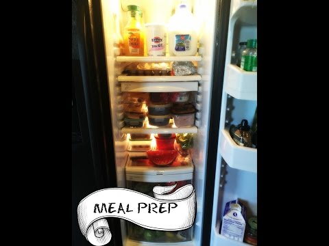 Gastric Sleeve Journey  Weekly Meal Prep  Protein meals