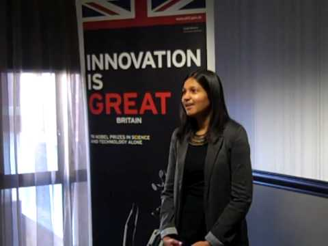 2013/14 Bloodhound/Chevening scholarship South Africa
