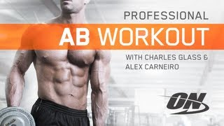 True Strength Revealed 2: Professional Ab Workout with Charles Glass & Alex Carneiro