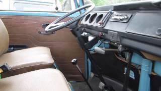1975 vw type2 t2b single cab  @ nuenen 2014