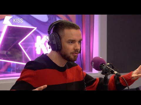 Liam Payne talks New Music, Shawn Mends, Cheryl's Socks and Going on Tour! 😍  | KISS Breakfast