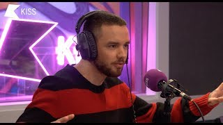 Liam Payne talks New Music, Shawn Mendes, Cheryl's Socks and Going on Tour! 😍  | KISS Breakfast