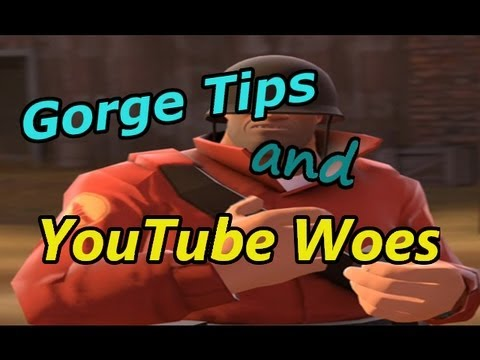 TF2 Soldier: Gorge Tips and YouTube Woes - 동영상