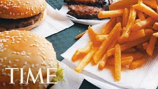 Fast Food Calorie Content Has Steadily Increased Over Past 30 Years According To A New Study | TIME