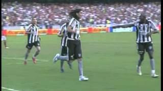 Botafogo 2x1 Flamengo - 2010 - Carioca 2010 Taça Rio Final BOTAFOGO CAMPEÃO CARIOCA 2010
