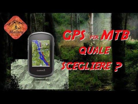 Gps per mountain bike ed escursionismo quale ho scelto! Senza spendere troppo