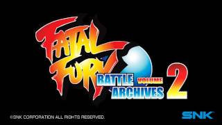FATAL FURY BATTLE ARCHIVES VOL2  - Gameplay Trailer [US]
