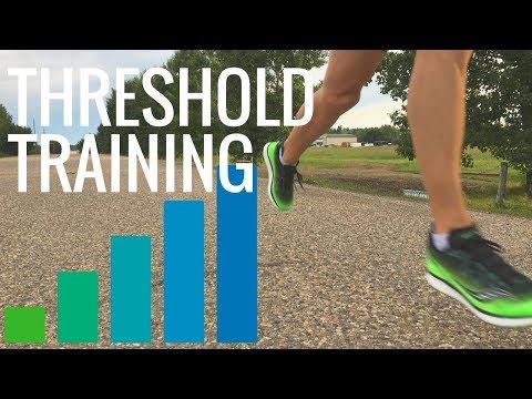 How to run faster Threshold Training