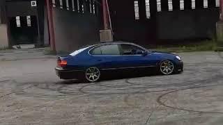 Manual Lexus GS300 Slab Skids