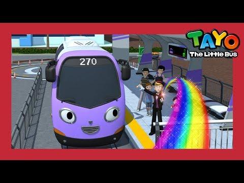 TAYO новые эпизоды 4 Новый друг Трэмми L новый трейлер сезона L Приключения Тайо