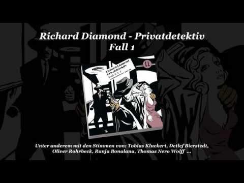 Richard Diamond 1. Fall - Hörspiel Lauscherlounge