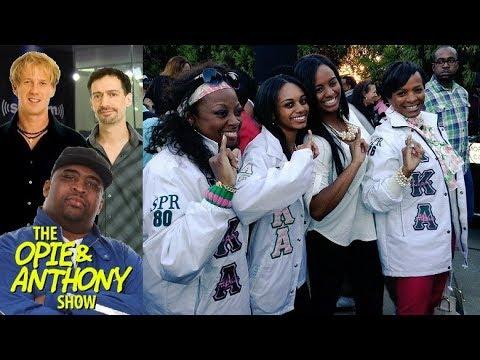 Opie & Anthony - Star Jones' Omega-Mu Sorority