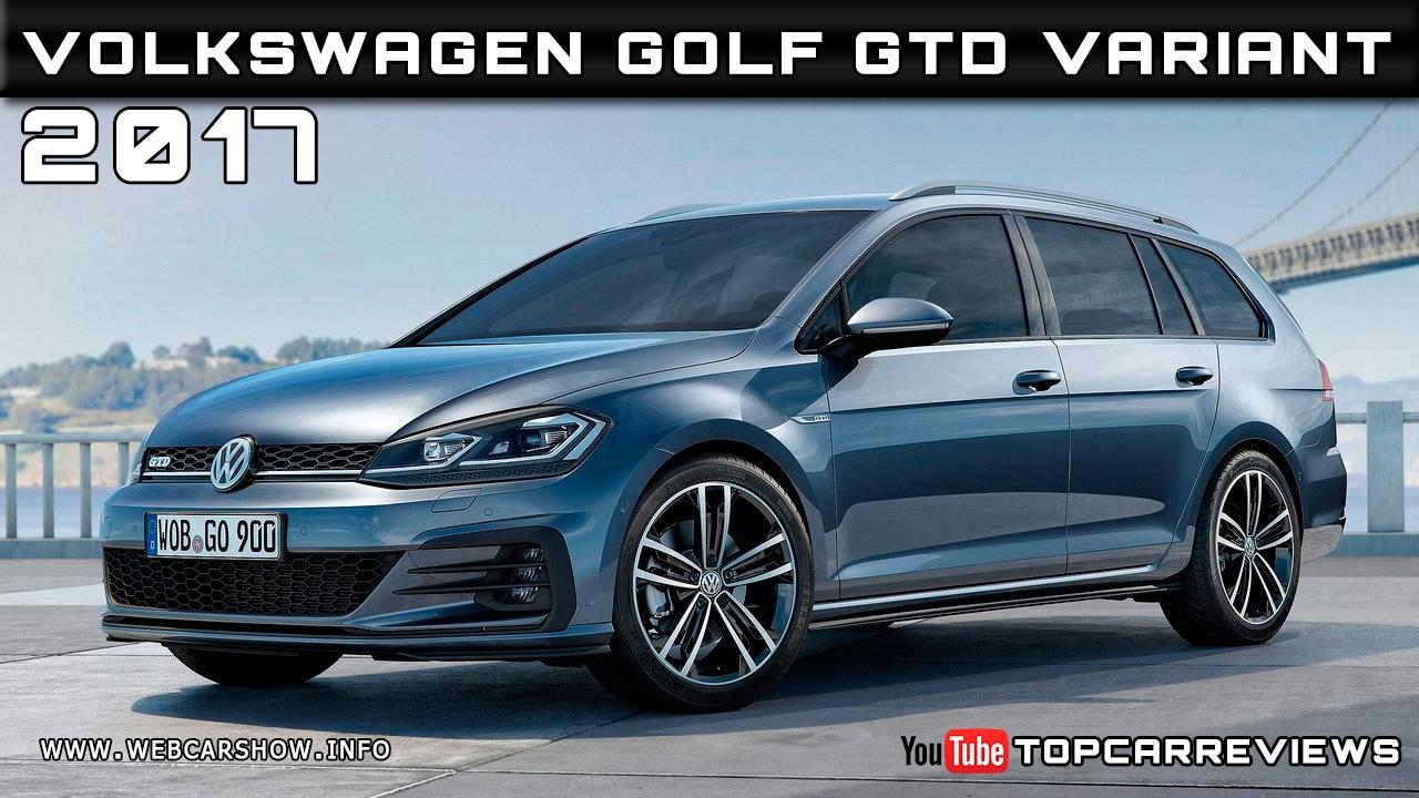2017 volkswagen golf gtd variant review rendered price. Black Bedroom Furniture Sets. Home Design Ideas