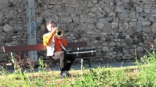 Patrick Geffroy(flugelhorn Bugle)Léa Ciari (vidéo)À l