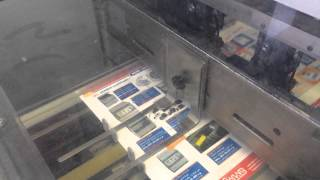 Horizon Broschürenfertigung VAC-100a/VAC-100m/SPF-20A/FC-20A/ST-40 2005 9,5 Mio #20898
