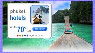 Agoda phuket-Discover Phuket