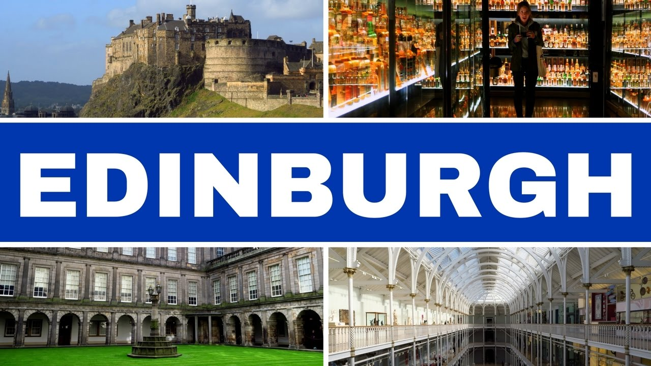 20 Things to do in Edinburgh, Scotland Travel Guide