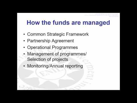 "ENIL Webinar ""Using EU Structural Funds to Support Independent Living"", 3 July 2017"