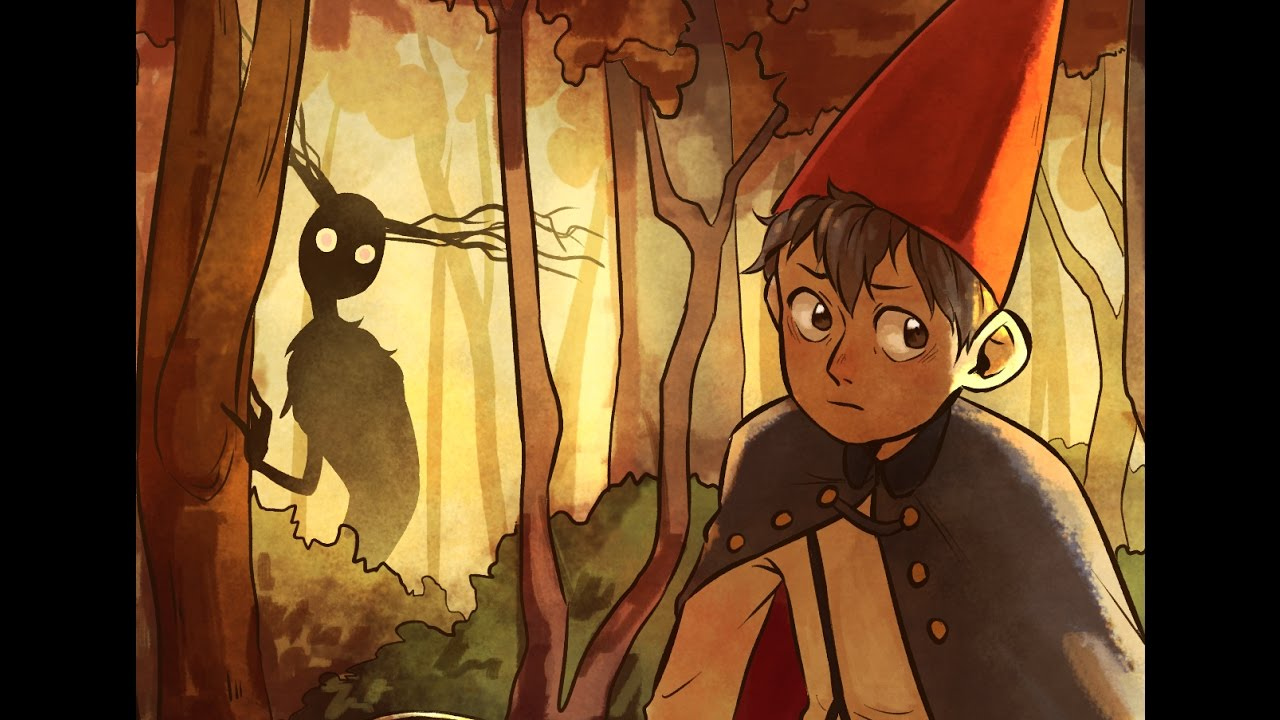 Over The Garden Wall Speedpaint Colors Youtube
