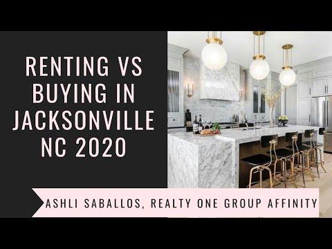 Renting VS Buying In Jacksonville NC 2020