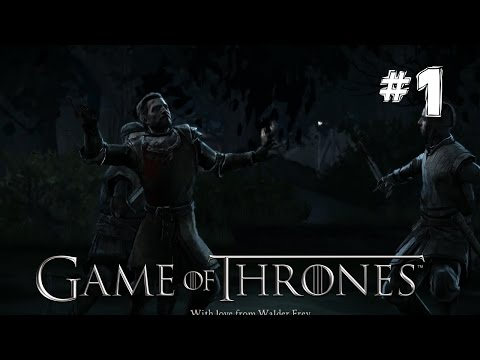 Game Of Thrones  Walkthrough Episode 1 Part 1: The Red Wedding