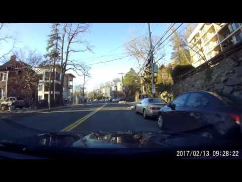 CYHY  BMW E90  Dash Cam Daytime Shadows