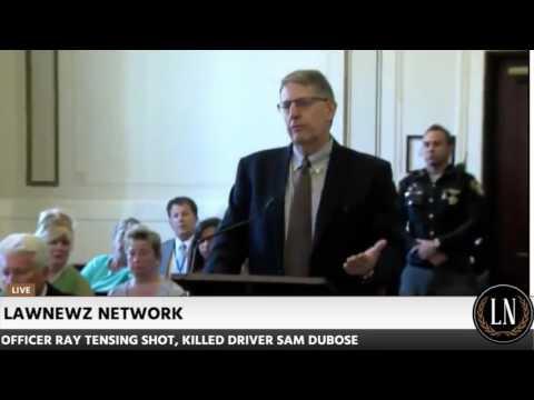 Ray Tensing Retrial Day 6 Scott Roder Testifies 06/15/17