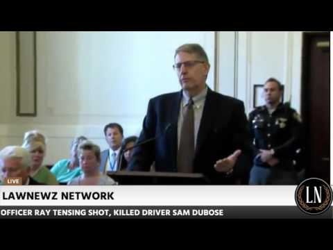 Ray Tensing Retrial Day 6 Scott Roder Testifies 06/15/17