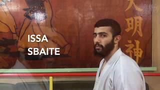 The 12th World Karate Championship Issa Sbeity Lebanon No.23 第12回...