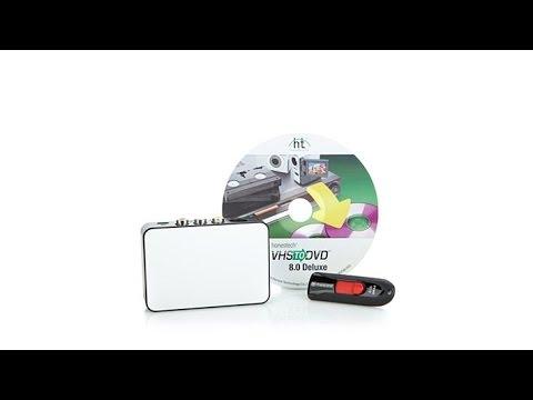 Honestech 8.0 VideotoPC Digital Transfer Bundle