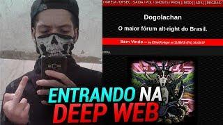 CASO SUZANO começou na DEEP WEB? - Entrando na Deep Web #18