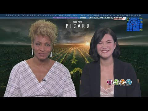 """Michelle Hurd & Isa Briones weigh in on """"Star Trek: Picard"""" from YouTube · Duration:  4 minutes 29 seconds"""