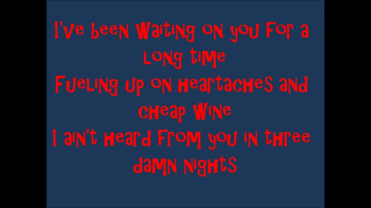 Picture- Kid Rock Ft. Sheryl Crow (lyrics on screen) - YouTube