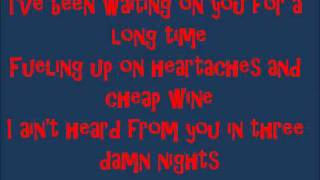 Picture- Kid Rock Ft. Sheryl Crow (lyrics on screen)