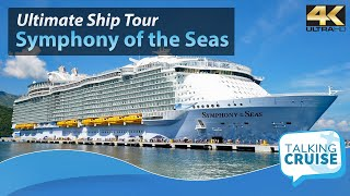 Symphony of the Seas - Ultimate Cruise Ship Tour (2018)