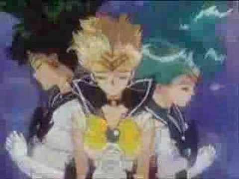 Sailor Moon  Kämpfe Sailor Moon
