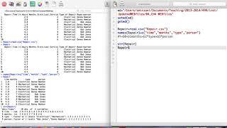 كيفية إنشاء القاطع نموذج الانحدار في R