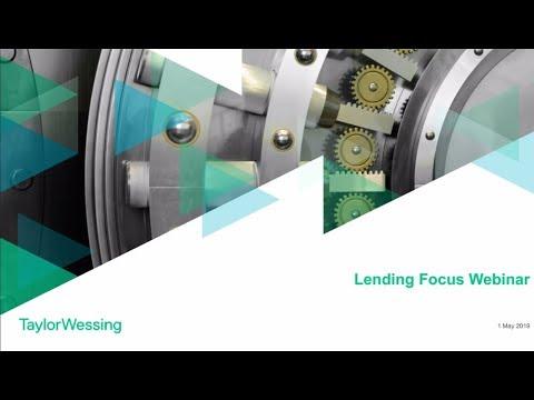 Lending Focus update