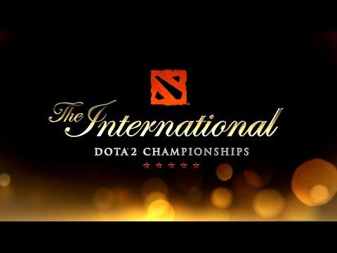 The International 5 Newcomers Stream Day 1 - Empire vs LGD