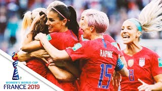 Download Alex Morgan responds to TSN Panel, as US catches heat for World Cup goal celebrations Mp3 and Videos