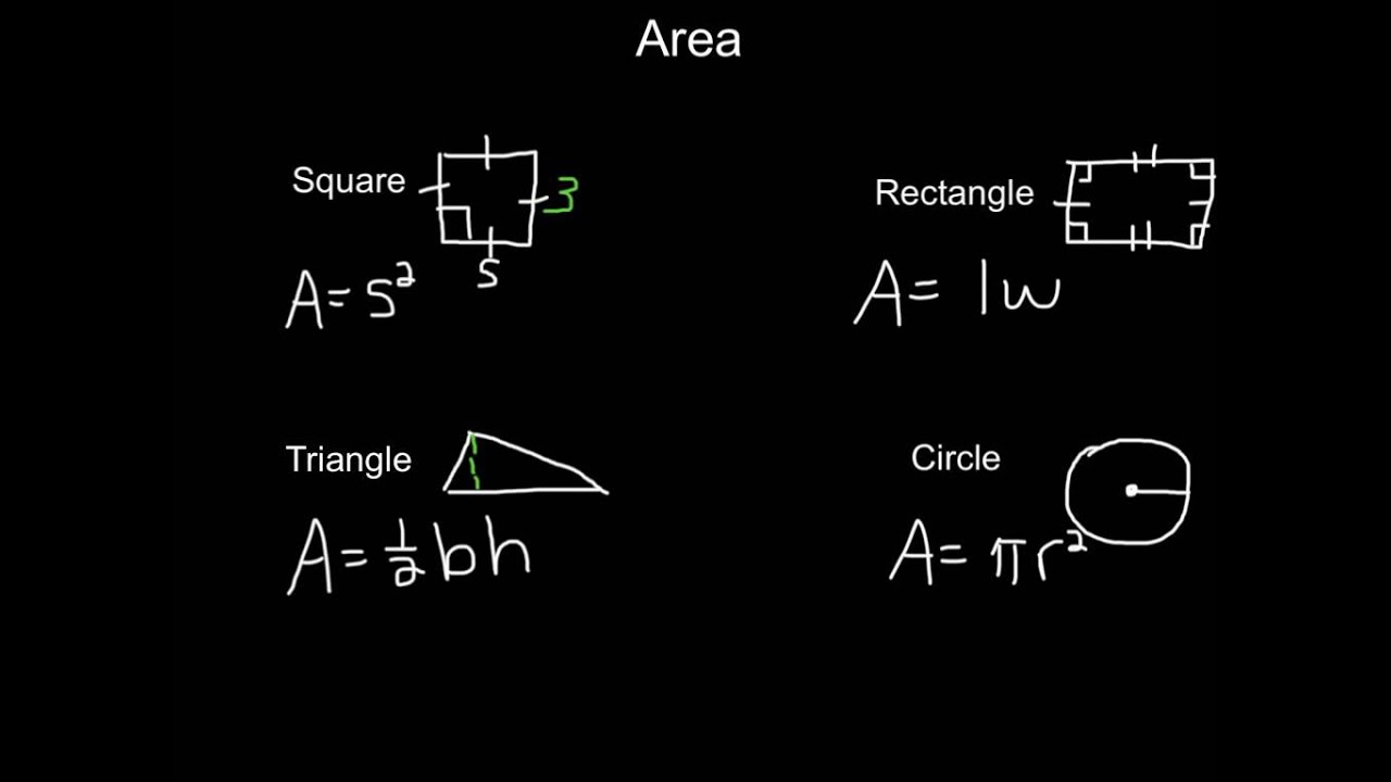 Geometry 17 find perimeter circumference and area youtube geometry 17 find perimeter circumference and area ccuart Gallery