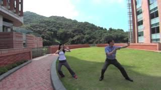 香港大學改良版八段錦