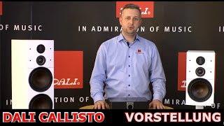 CALLISTO System Kurzvorstellung / Introduction des Aktiv-/Wireless Systems