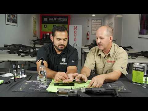 Breakthrough Clean University - AR-15 Part 2 (Bolt & Carrier Group)